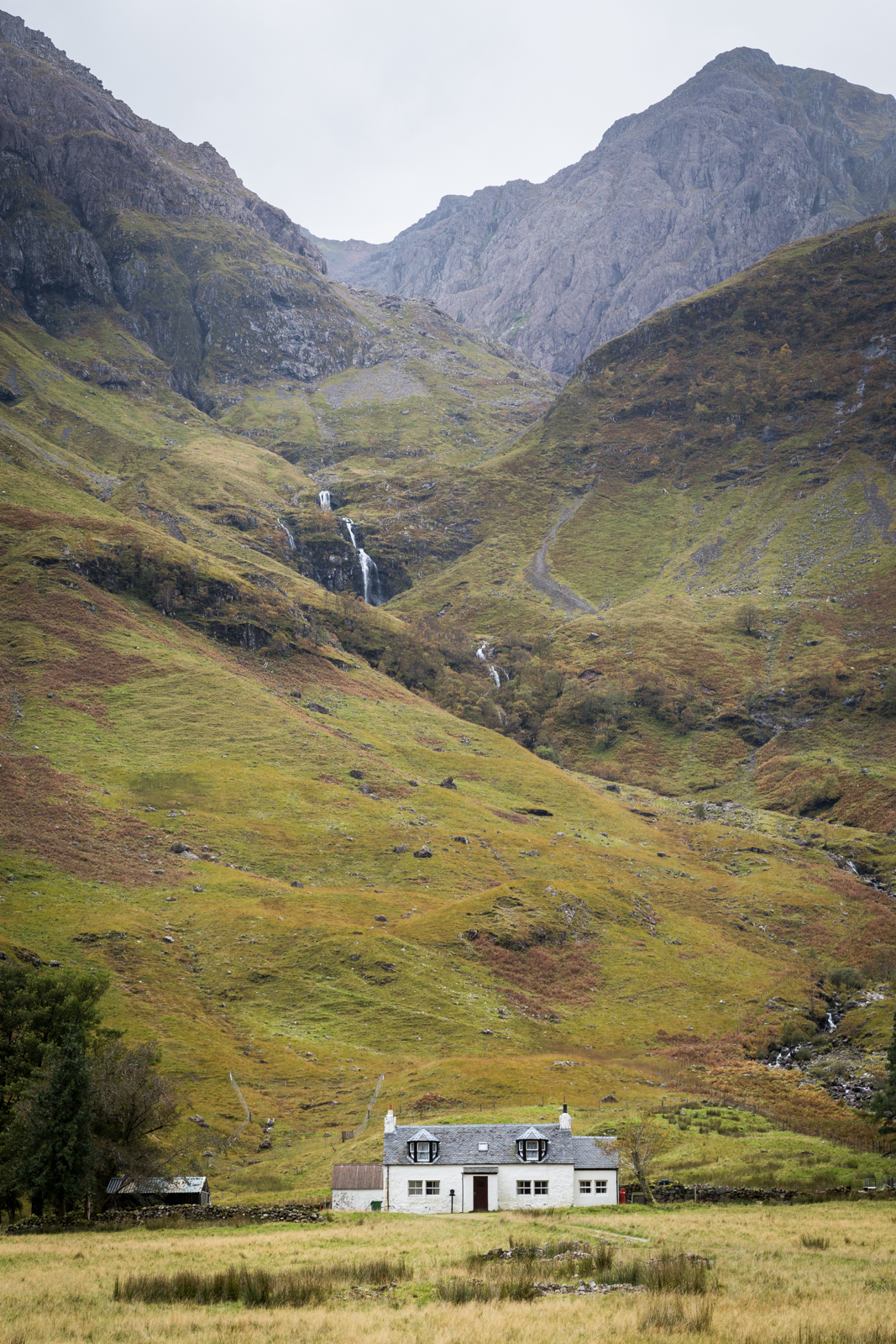 Cottage in Glen Coe