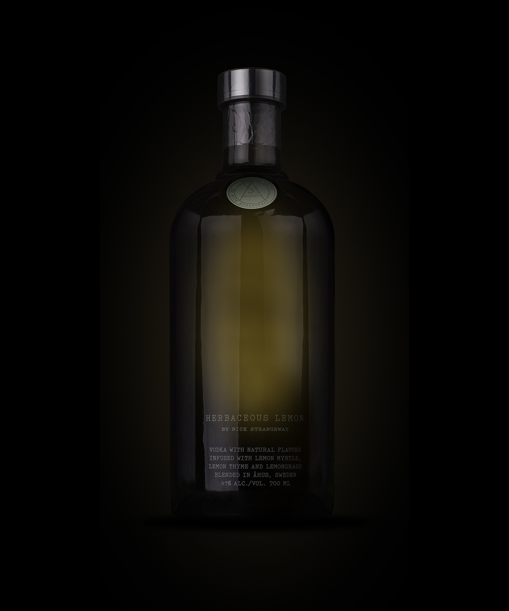 Absolut Craft — Herbaceous Lemon