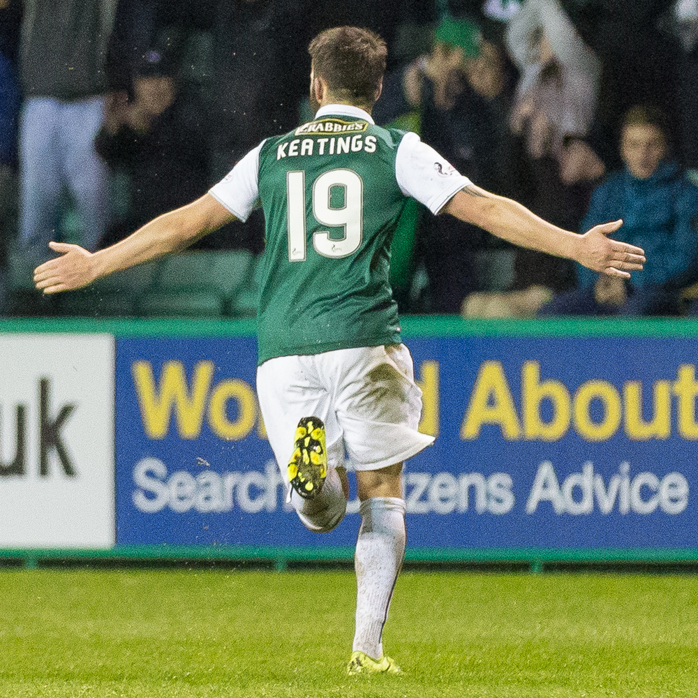Hibernian v Livingston — 17-11-15