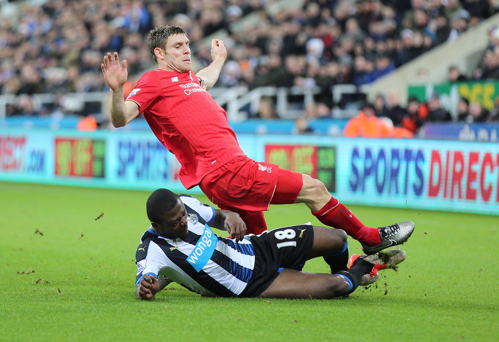 Newcastle v Liverpool — 06-12-2015