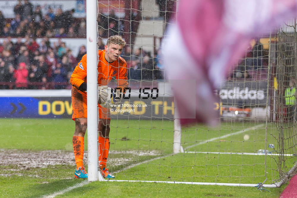 Hearts v Cowdenbeath – 28th February 2015