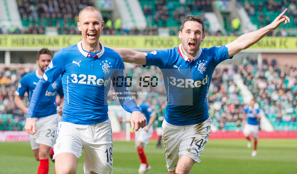 Hibernian v Rangers – 21st March 2015