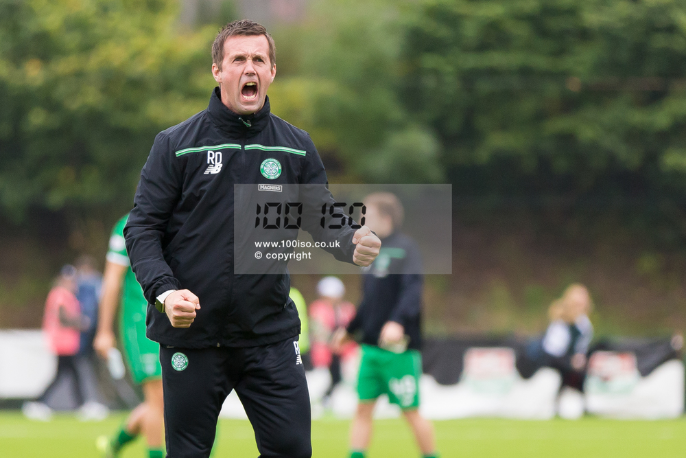 Celtic bounce back – 4th October 2015