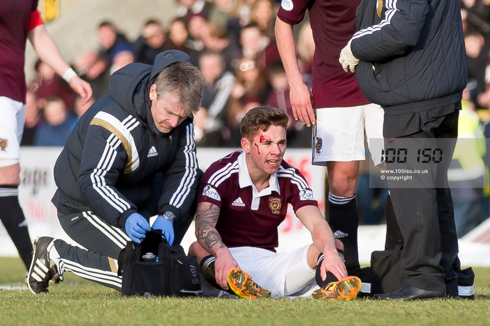 Sam Nicholson injury – 7th February 2015