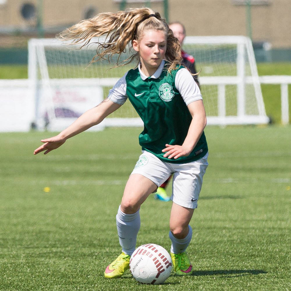 Hibs v Bonnyrigg u15s League Cup