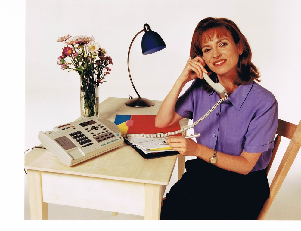 CenturyTel Landline_At Desk_Close.jpg