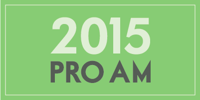 2015 Pro Am Button