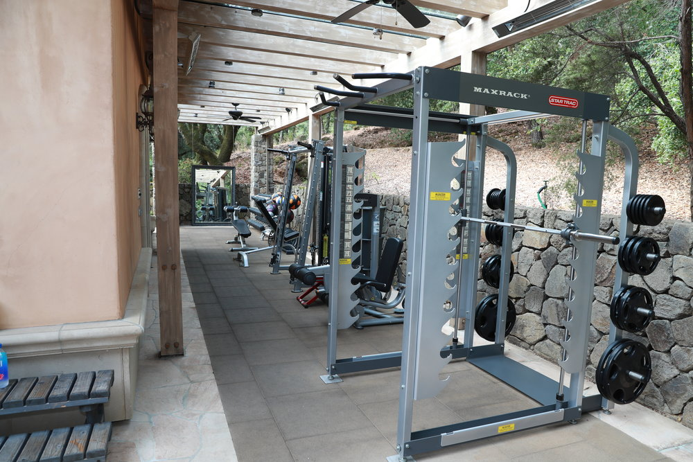 Design your home gym online flisol home