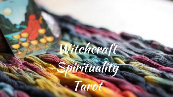 Witchcraft Spirituality Tarot