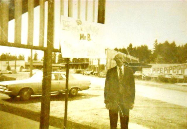 Walter Brewe RGIA 1965