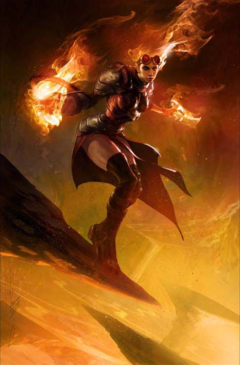 "Chandra Print- available in 8.5"" x 11"", 13"" x 19,"" and 17"" x 22"""