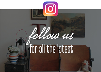 A good way to see what's new is to follow us on Instagram. We try and keep it updated regularly.