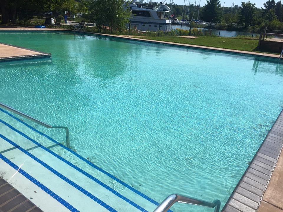 Pool, Hottub, and Sauna