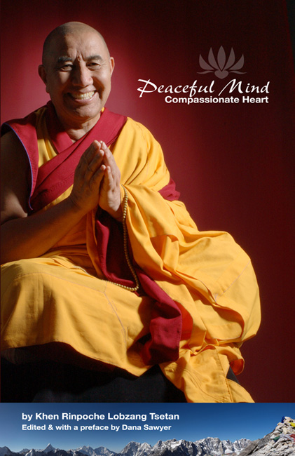 Peaceful Mind, Compassionate Heart (Siddhartha School Project Press, 2008)
