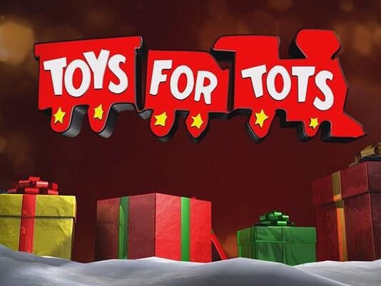 Come out & support the Toys for Tots fundraiser! Admission is any toy over $5 or a donation! Enjoy great music & drink specials running all night; $1.63 domestic bottles 8pm-11pm, $5 deep eddy & $4 Smirnoff! 🎁Event starts at 9!🎁