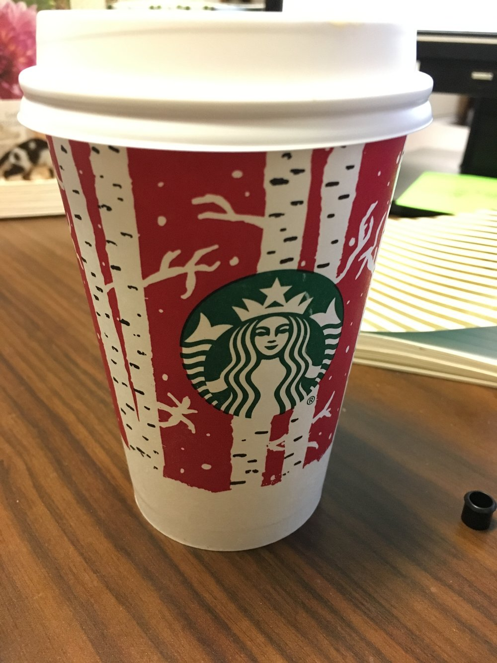 Holiday cups <3
