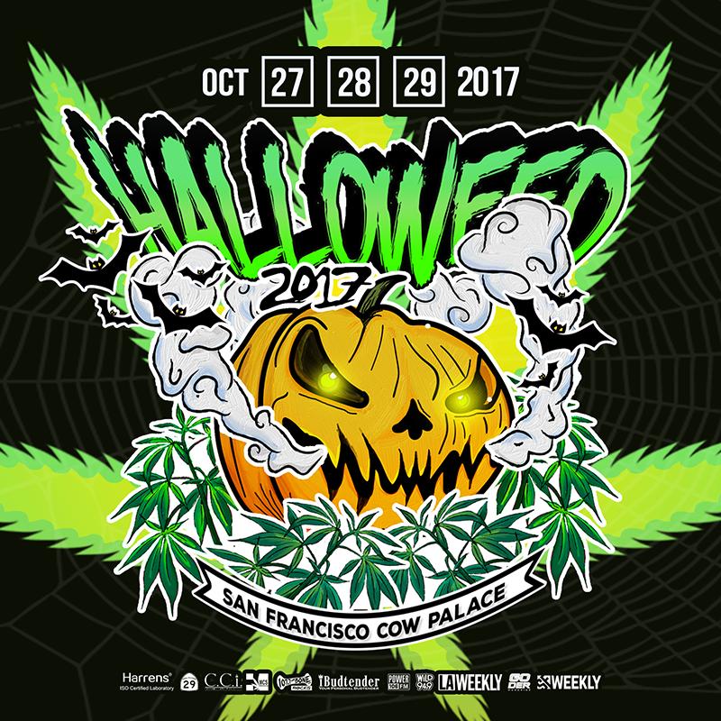 HempCon Halloweed 2017