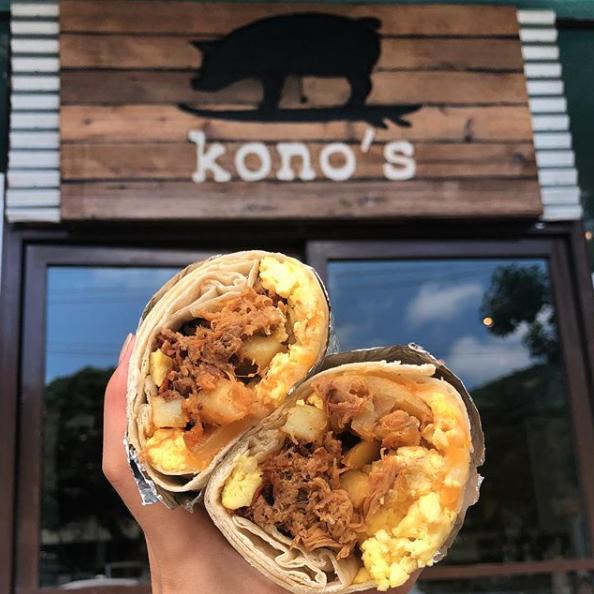 Kono's