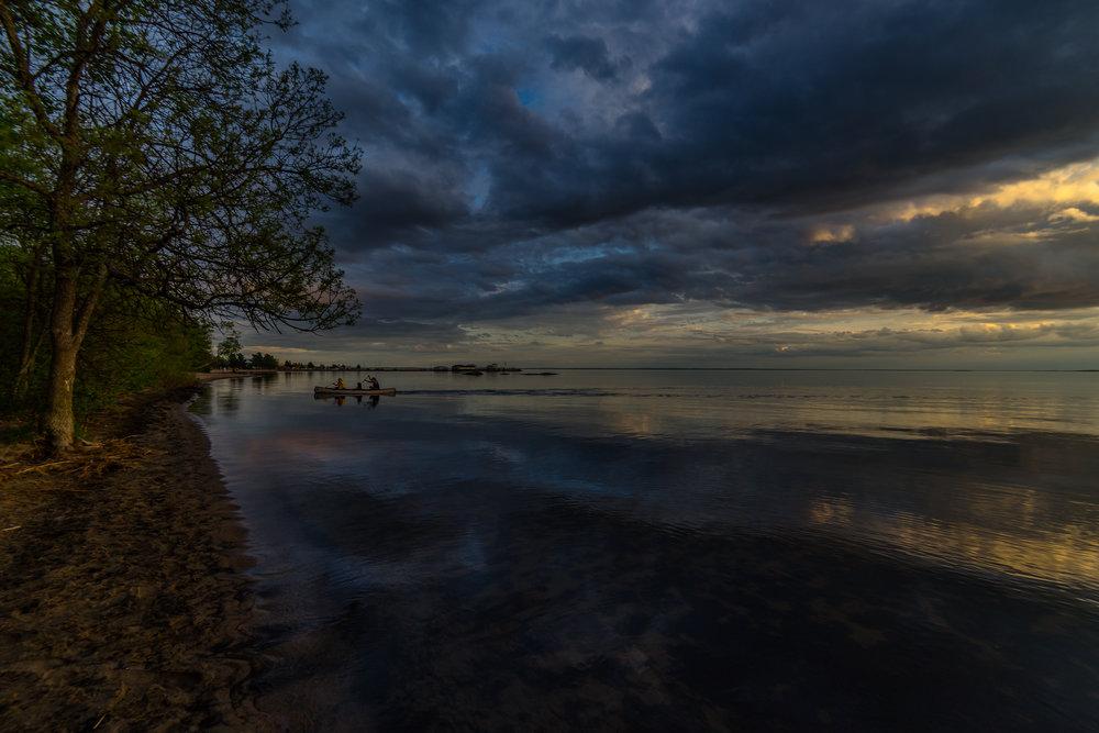 North Bay Canoe
