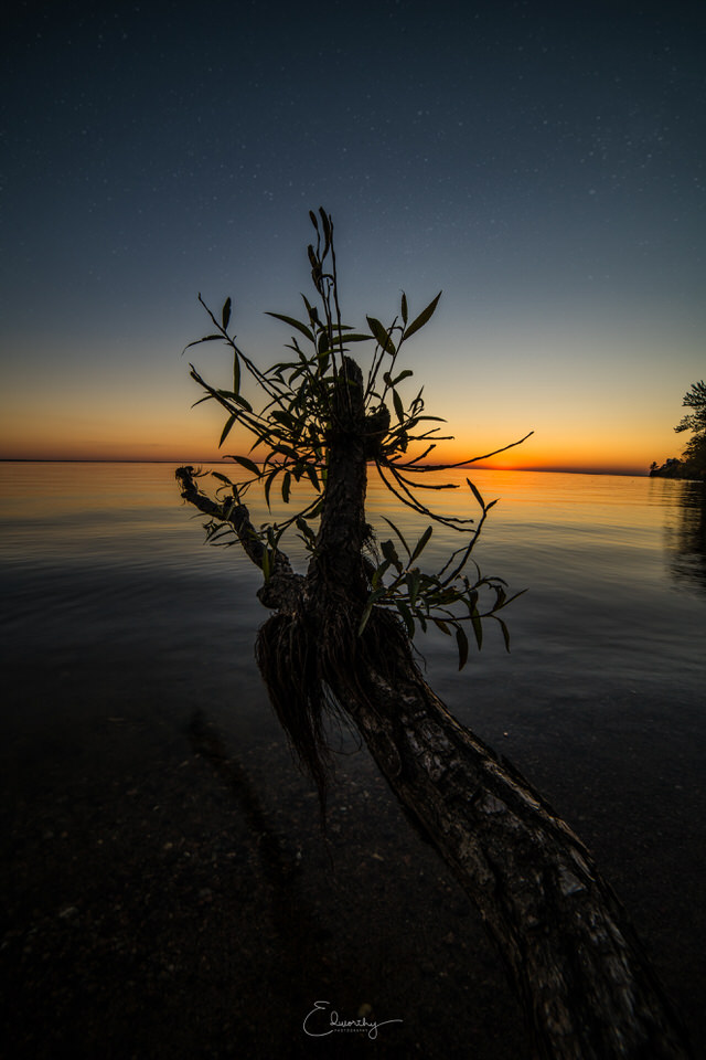 North Bay Sunset