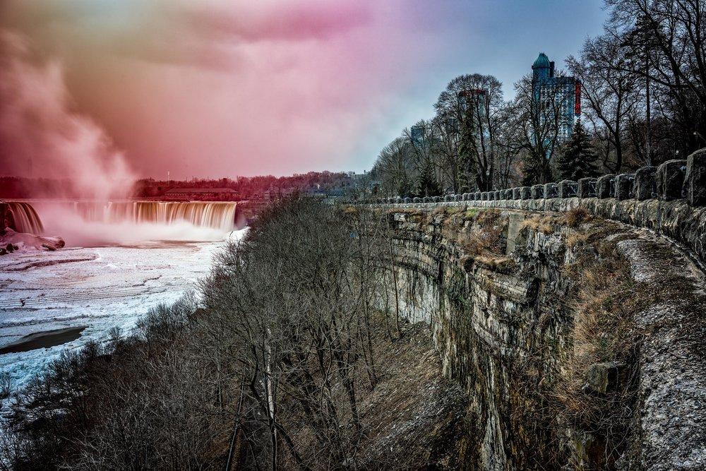 Niagara Walk way