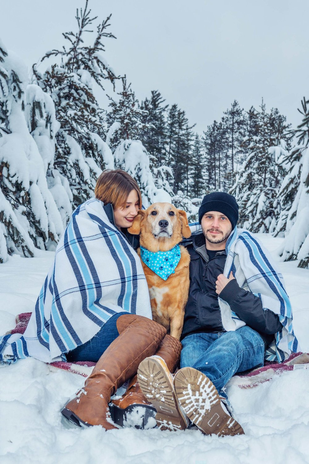 Family Forest Photoshoot