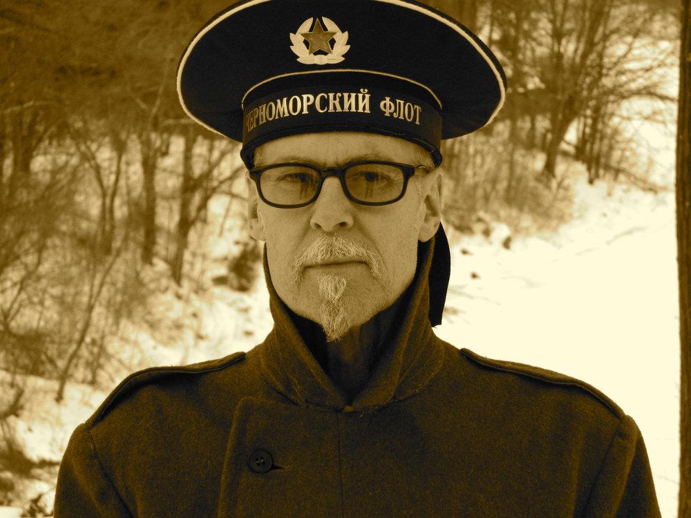 Jasun Martz in Russia