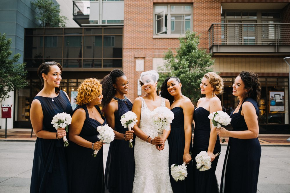 Heather and David - JW Marriott Cherry Creek Wedding | Denver, CO