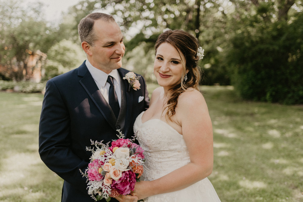Molly and Michael - Shores of Turtle Creek Wedding | Spring Grove, IL