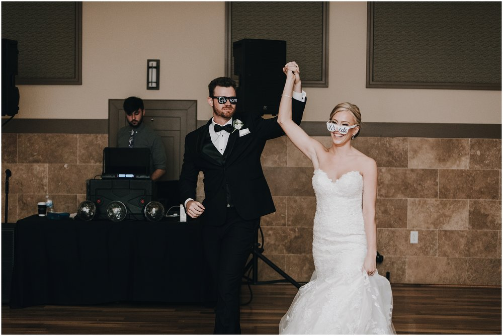 Kristina And Seth | New Year's Eve Winter Wedding | NOAH'S Event Venue | Naperville, IL