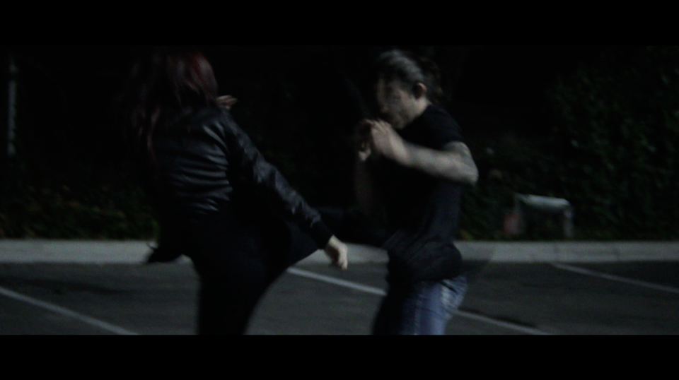 A still from Shooting the movie :the City Of Anti-Heros