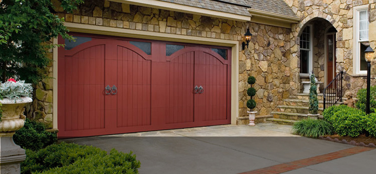 Are Sectional Garage Doors For You? | Garage Doors, Garage Door Styles And  Wall Mounted Lamps