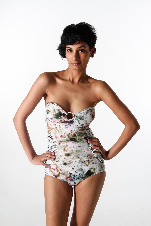 Fashion: Boris Bresil Model: Mandish Kalsi Photographer:Oliver Begg