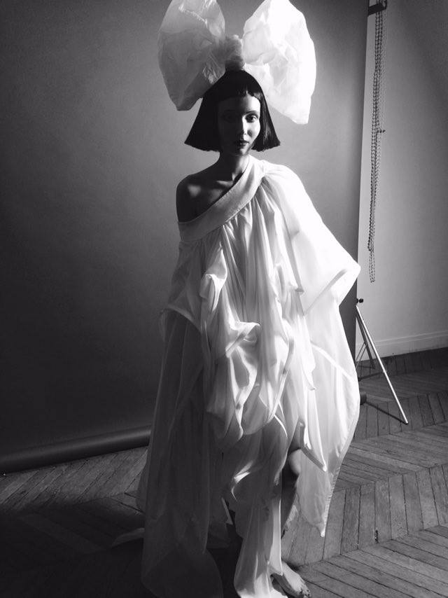 BTS  Photographer: Renaud Cambuzat  Photo Stylist: Sophie Ostrowska