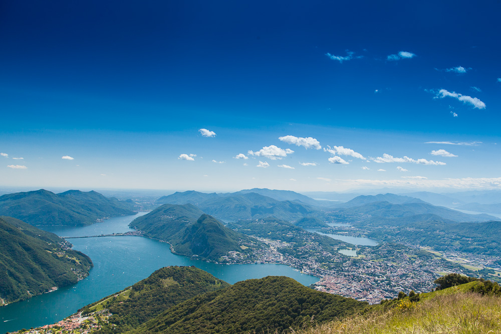 Monte Boglia - Lugano, Switzerland.  This is my hometown and my favorite place in the world. I moved here in 1998 with my family and I'm not sure I'll ever be able to move away.