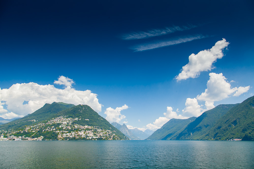 Paradiso - Lugano, Switzerland   This is my hometown and my favorite place in the world. I moved here in 1998 with my family and I'm not sure I'll ever be able to move away.