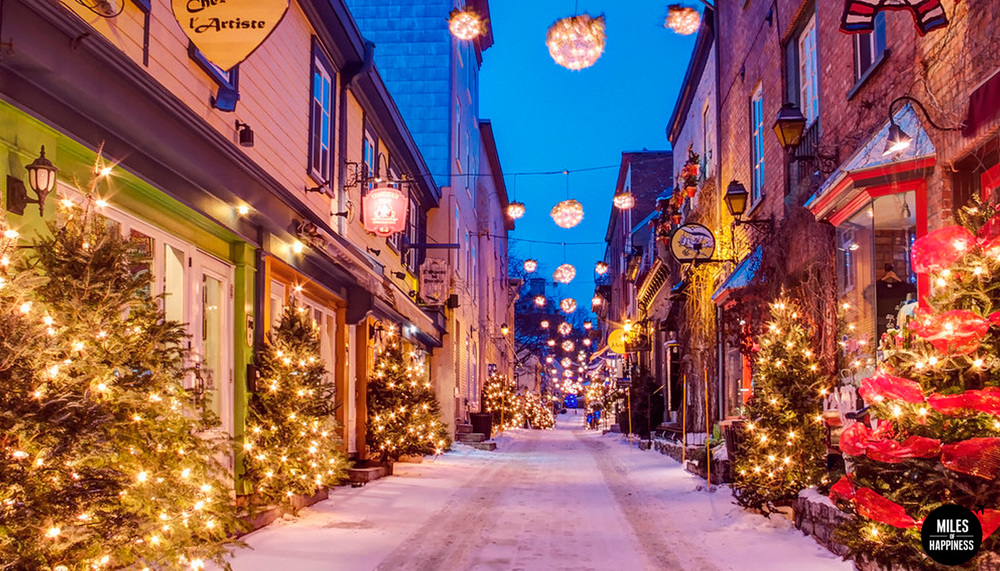 The 10 Most Magical Christmas Destinations On The Planet