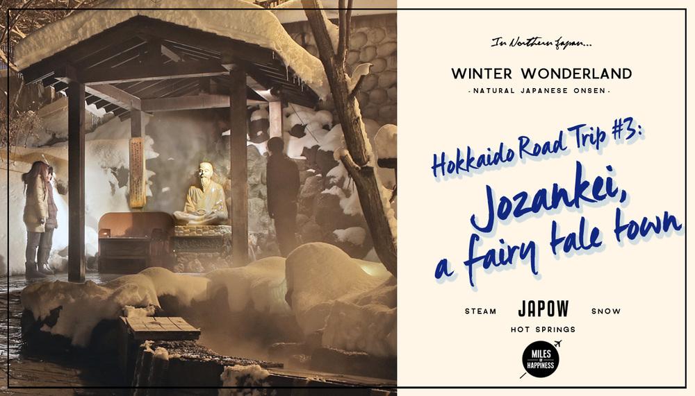 Road Trip in Hokkaido : Jozankei Onsen