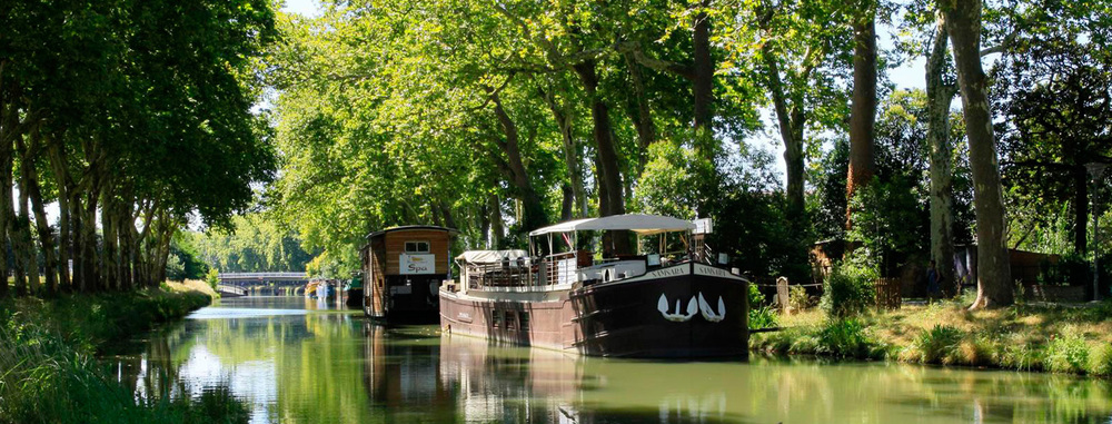 The Ultimate France Bucketlist : The Canal du Midi