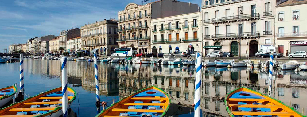 The Ultimate France Bucketlist : Sete