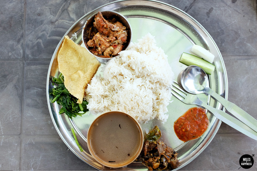 Himalayas food