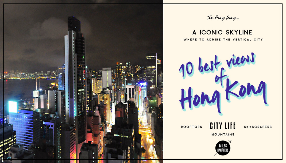 Hong Kong's best views