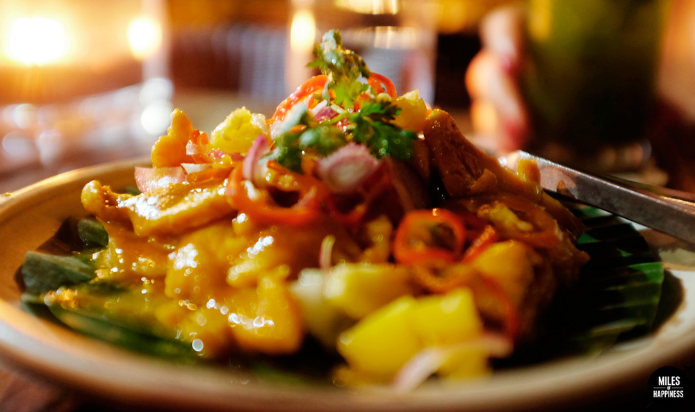 Tamarind Village Dinner