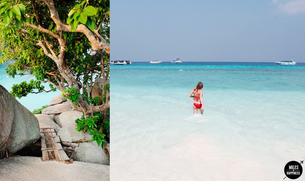 The Similan Islands - by Miles of Happiness