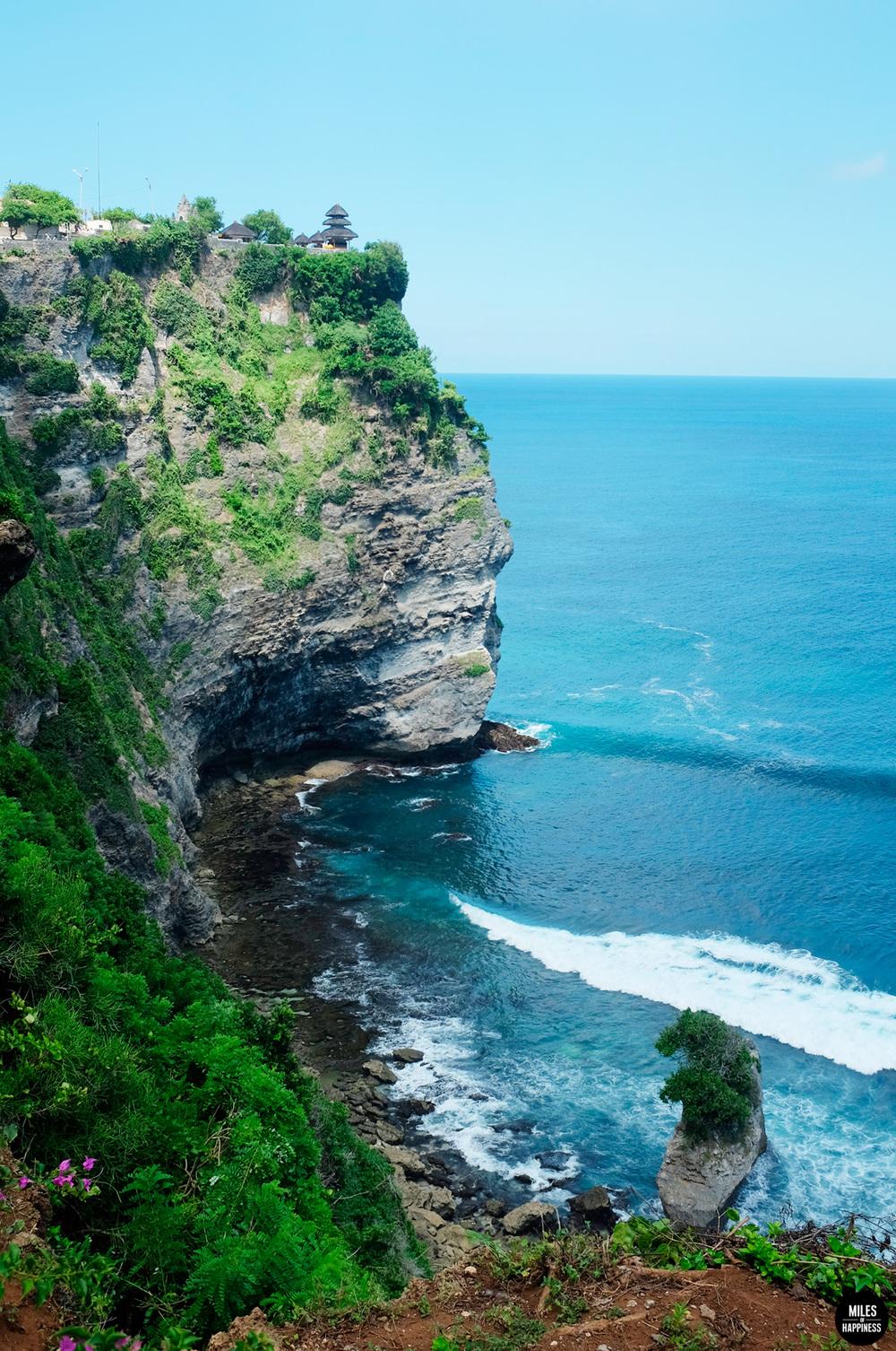 Uluwatu Cliff