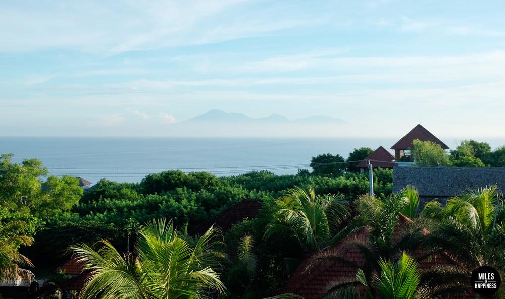 Uluwatu  View from the hotel