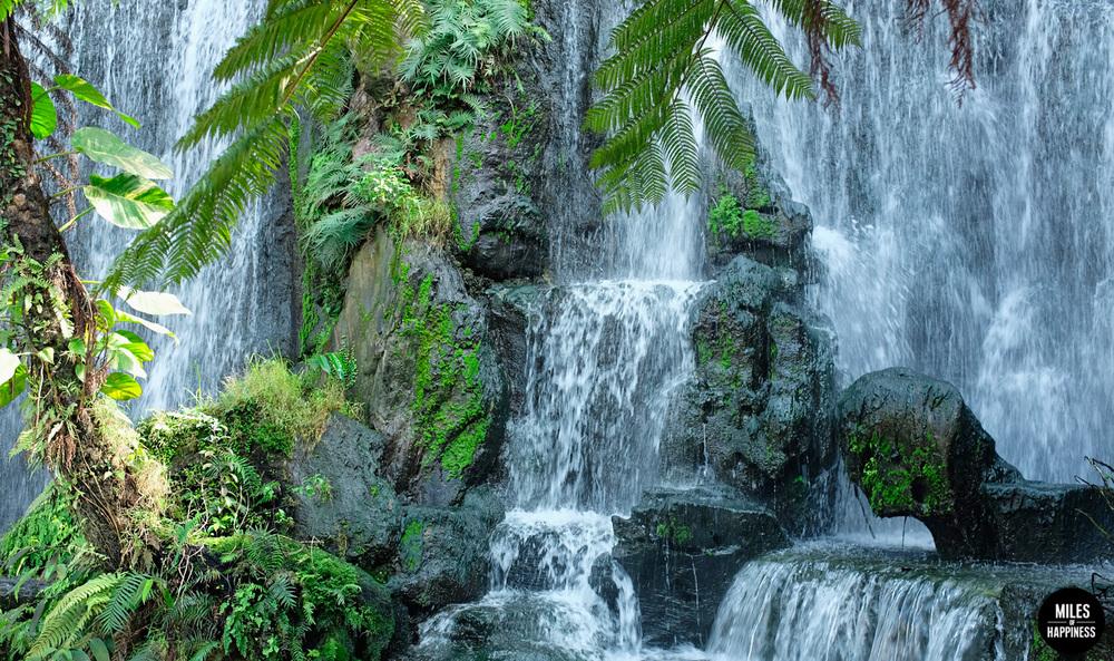 Taipei Waterfall