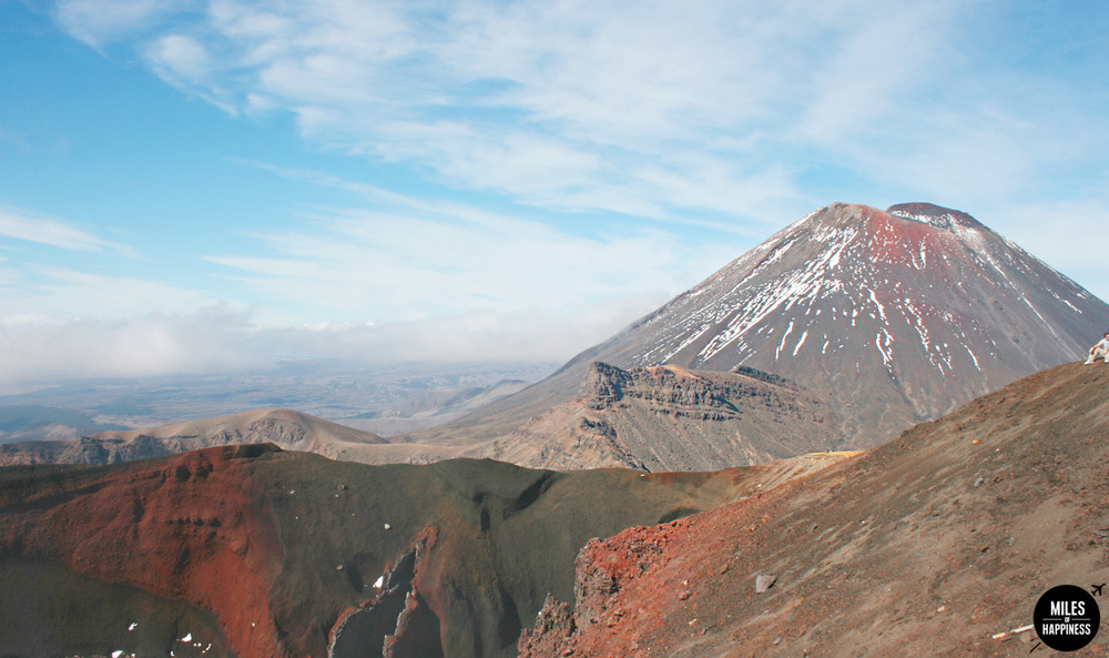 New Zealand Trekking: The Tongariro Alpine Crossing