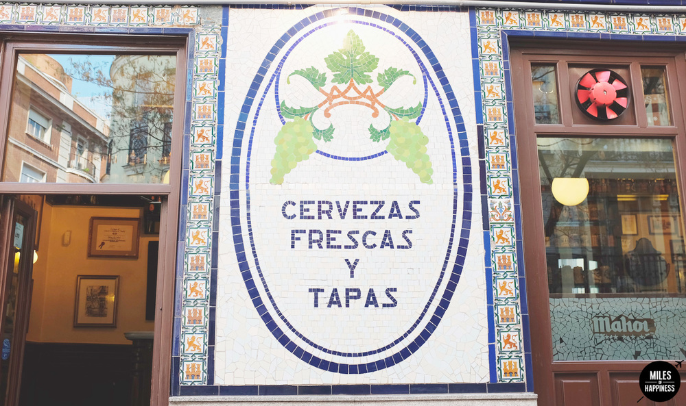 What to do in Madrid: Tapas Time