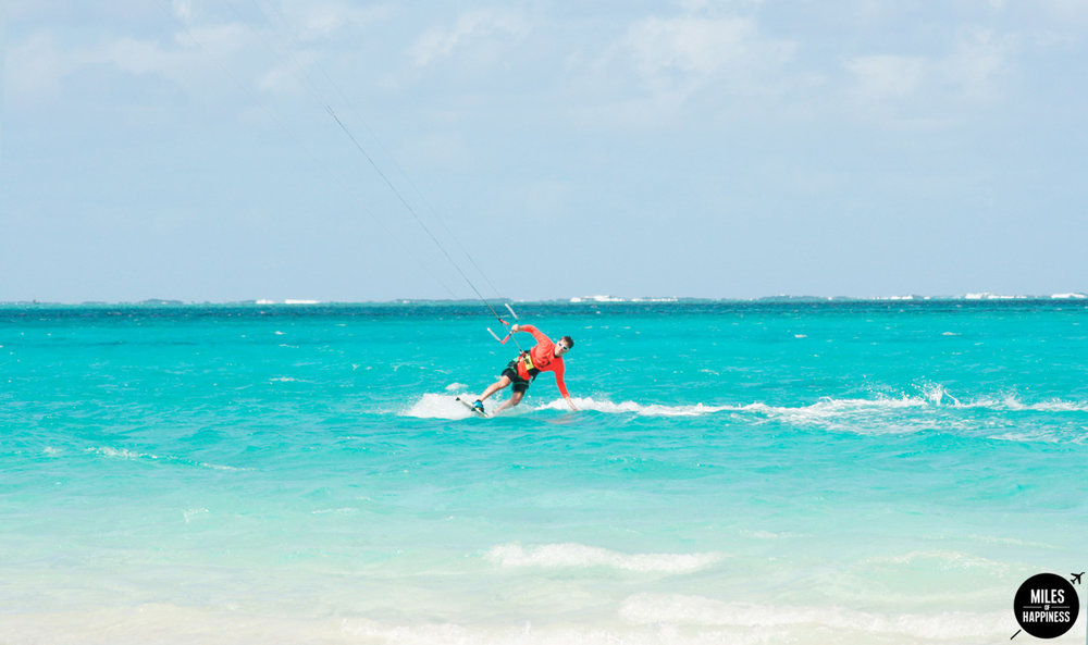 10 Reasons to love Mauritius : Kitesurfing